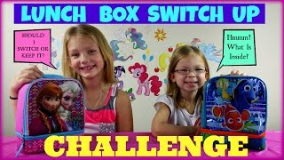 lunch box switch up challenge magic box toys collector