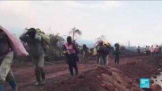 Volcan Nyiragongo : les autorités congolaises craignent une nouvelle éruption à Goma