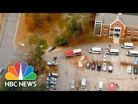 Police Respond To Fake Bomb Threats Nationwide | NBC News