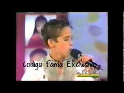 Diego Boneta - La Chica del Bikini Azul - Código FAMA (5ta Plataforma)