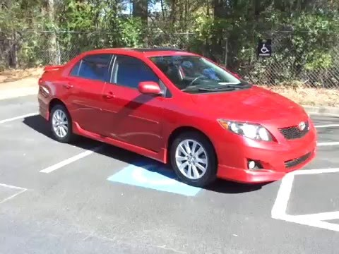 2010 toyota corolla s windham motors used cars for Windham motors florence sc
