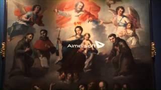 Recorrido a las exposiciones Pintores y pintura de la Maravilla Americana y José Justo Montiel