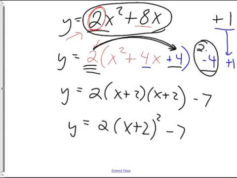 November11 0821 HHA Complete the Square Worksheet B - YouTube
