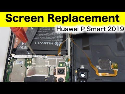 Huawei P Smart 2019 Screen Replacement