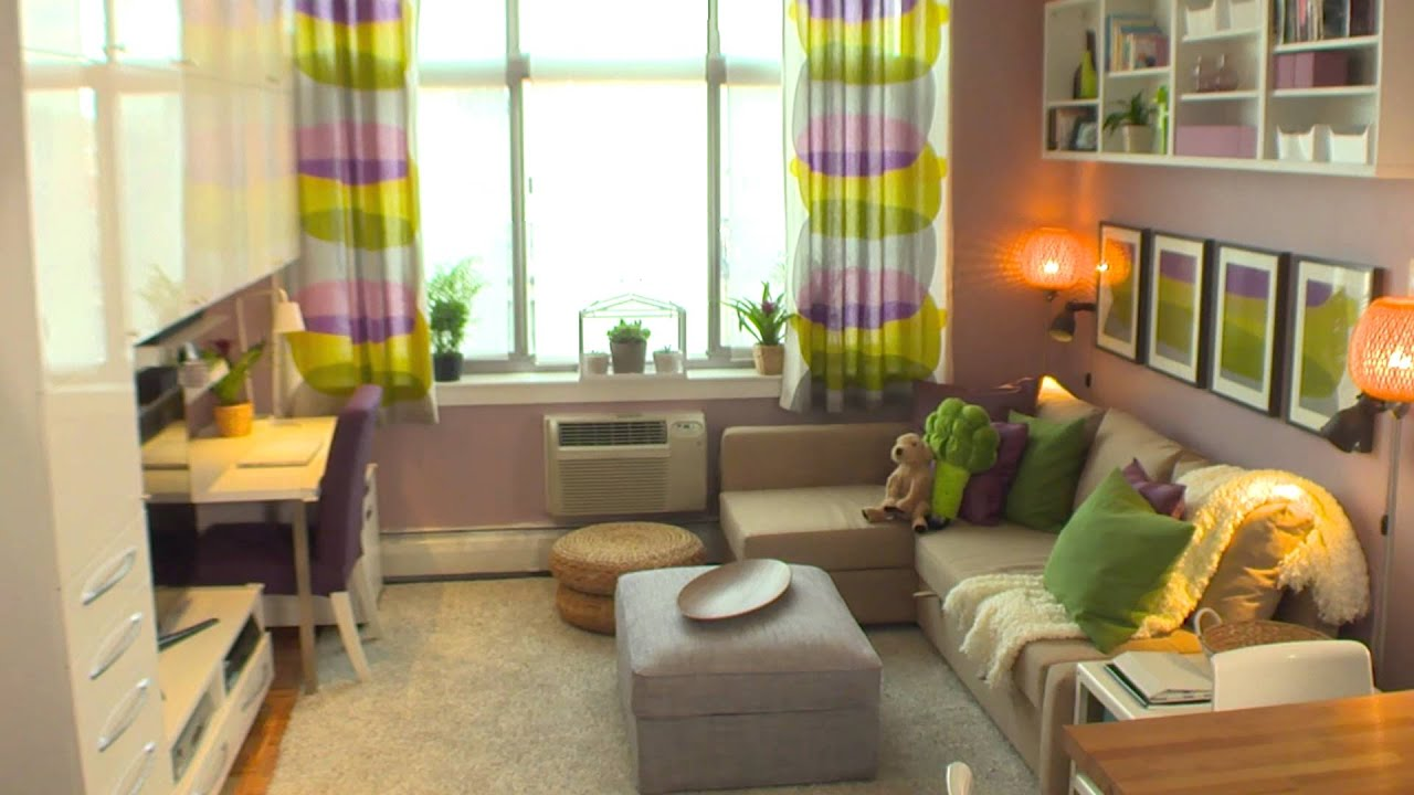 Small Living Room Makeover Ideas