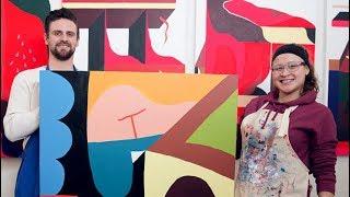 Urban ArtWorks: Mentorship in action