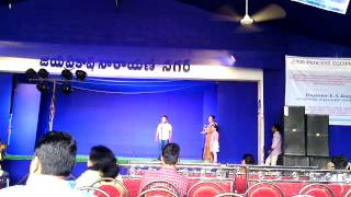 Om Doing Go As You Like At CBA Durga Puja 2014