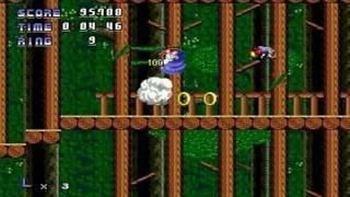 Sonic Chaos Quest v2.0 (Genesis) - Longplay