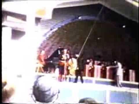 George Reeves at Palisades Park, 1956