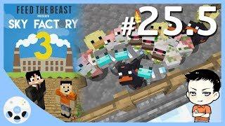 ไก่โครงสร้างพื้นฐาน - ตอนพิเศษ มายคราฟ Sky Factory 3 #25.5