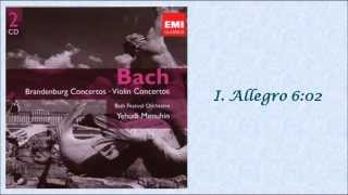 BACH: Brandenburg Concerto No. 3 in G major BWV 1048