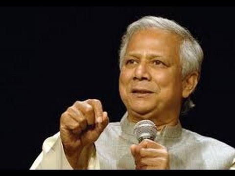 Il microcredito d'impresa (Muhammad Yunus)