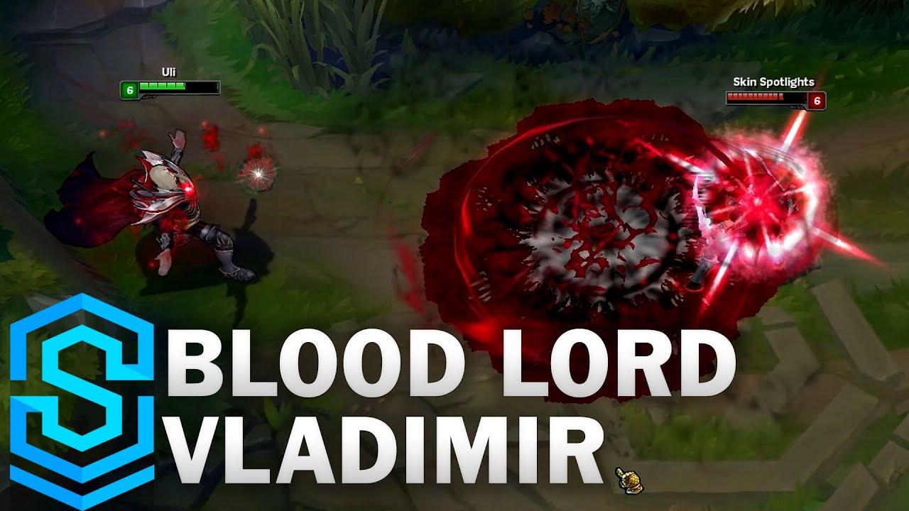 Blood Lord Vladimir Skin Spotlight – League of Legends