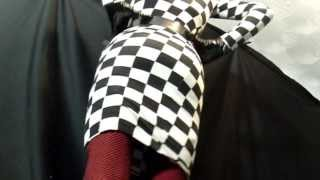 Repeat youtube video Corset 05 girdle and stockings under tight dresses