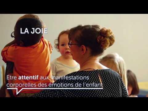 Vidéo BABILOU - Caméra Crèche - Les émotions - Web TV