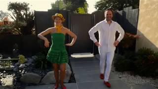 Le Baléo (nouvelle danse en ligne)