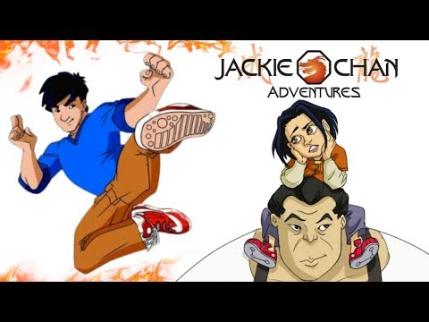 Jackie Chan Adventures Game With Gameplay || TechKitTamil