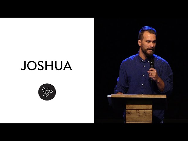 Joshua 1:9-16 -- Culture of Willingness (10/07/2018)