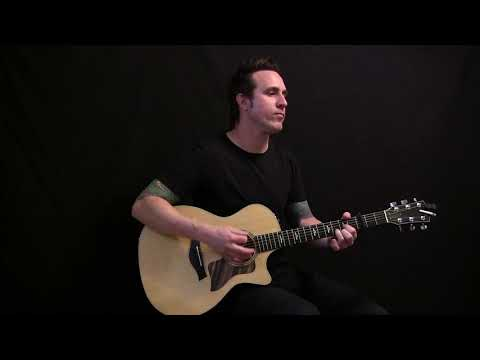 Audioslave - Like A Stone - Guitar Lesson (Capo 3)