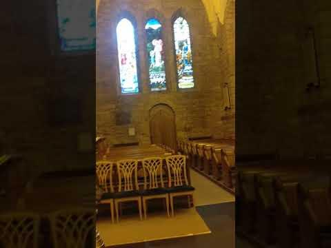 Steven Flett, Dornoch Cathedral. Thaxted By G. Holst