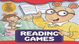 Arthur's Reading Games - Yan TV Game PC
