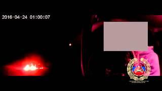 Под Тверью пьяные пассажиры попытались сжечь машину