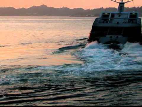 夜のフェリーボート Yoru no fer...