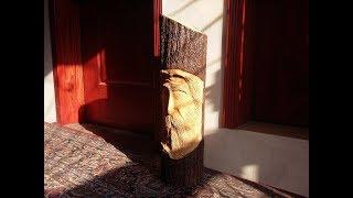 How to make Wood Spirit (faux wood log)