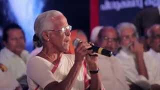 PK Medhini / Red salute song / Full HD / Trivandrum / കേരളത്തിന്റെ വിപ്ളവ  ഗായിക