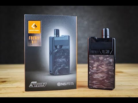 GEEKVAPE FRENZY KIT ! (MALAY  REVIEW)