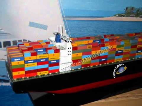 CONTAINER SHIP - GIA NHIEN VIETNAM BOAT BUILDER