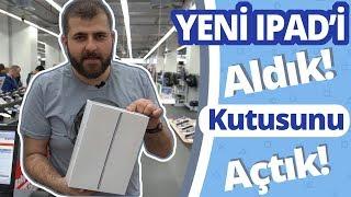 YENİ ve UCUZ iPAD'i SATIN ALDIK, MAĞAZADA KUTUSUNU AÇTIK!
