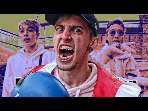 YOUTUBERS HACIENDO FREESTYLE!! - Robleis