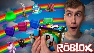 EERSTE RAINBOW LUCKY BLOCK OOIT! (Roblox)