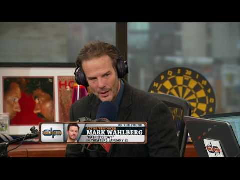 Peter Berg and Mark Wahlberg on The Dan Patrick  Full  121216