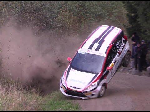 Pirelli ralli 2016 - Action & Crash