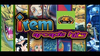 Back When: Irem Arcade Hits
