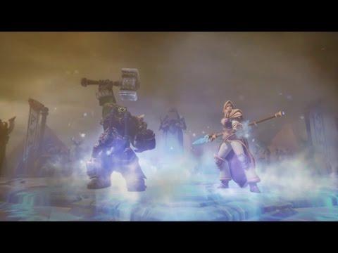 видео: Ролик heroes of the storm на blizzcon 2014