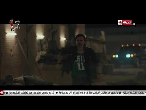شوف أخر معركة خاضها هوجان وإزاي قدر على كل العدد ده #هوجان