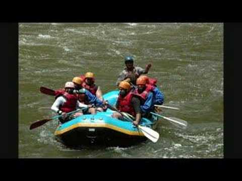 Cheat River Rafting Trip