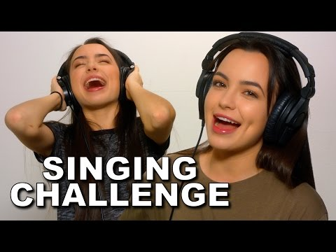 Thumbnail: SINGING while wearing NOISE CANCELLING HEADPHONES! - Merrell Twins