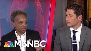 How President Donald Trump's Attacks Are Playing Beyond The Beltway | Velshi & Ruhle | MSNBC thumbnail