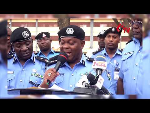 VIDEO: Watch Lagos Police Commissioner Speaks On Burna Boy's Involvement In ARMED ROBERY At EKO HOTEL