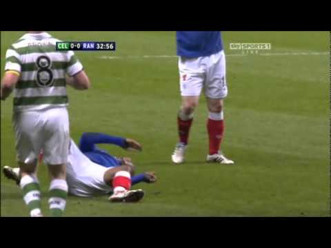 Diouf Racially Abused By Celtic Supporter