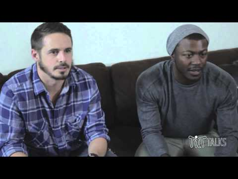 Tilt Talks: Brett Claywell plays Minecraft with Edwin Hodge Episode 1