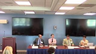 9/18/15 Caught in the EU-Russia Crossfire: Belarus, Caucasus (Annual Conference Panel)