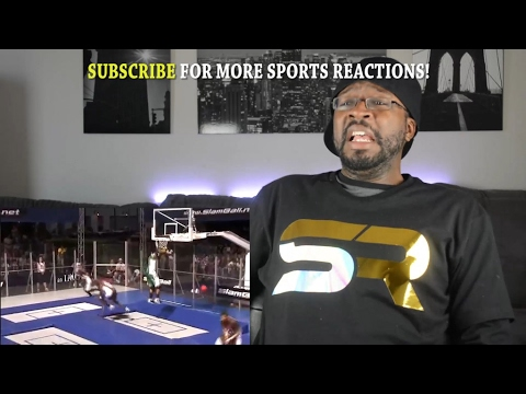 Slamball Top Plays REACTION || SPORTS REACTIONS
