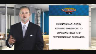 Respond To Your Customers Changing Needs - Auto Dealer Service Sales Workshops