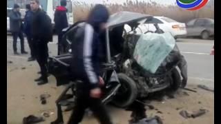 Крупная авария в Дагестане, 6 человек погибли