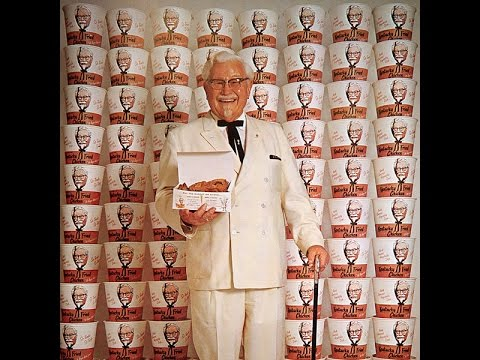 The Lonely Colonel (Sanders)